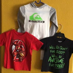 Other - Lot of 3 Boys Tee Shirts